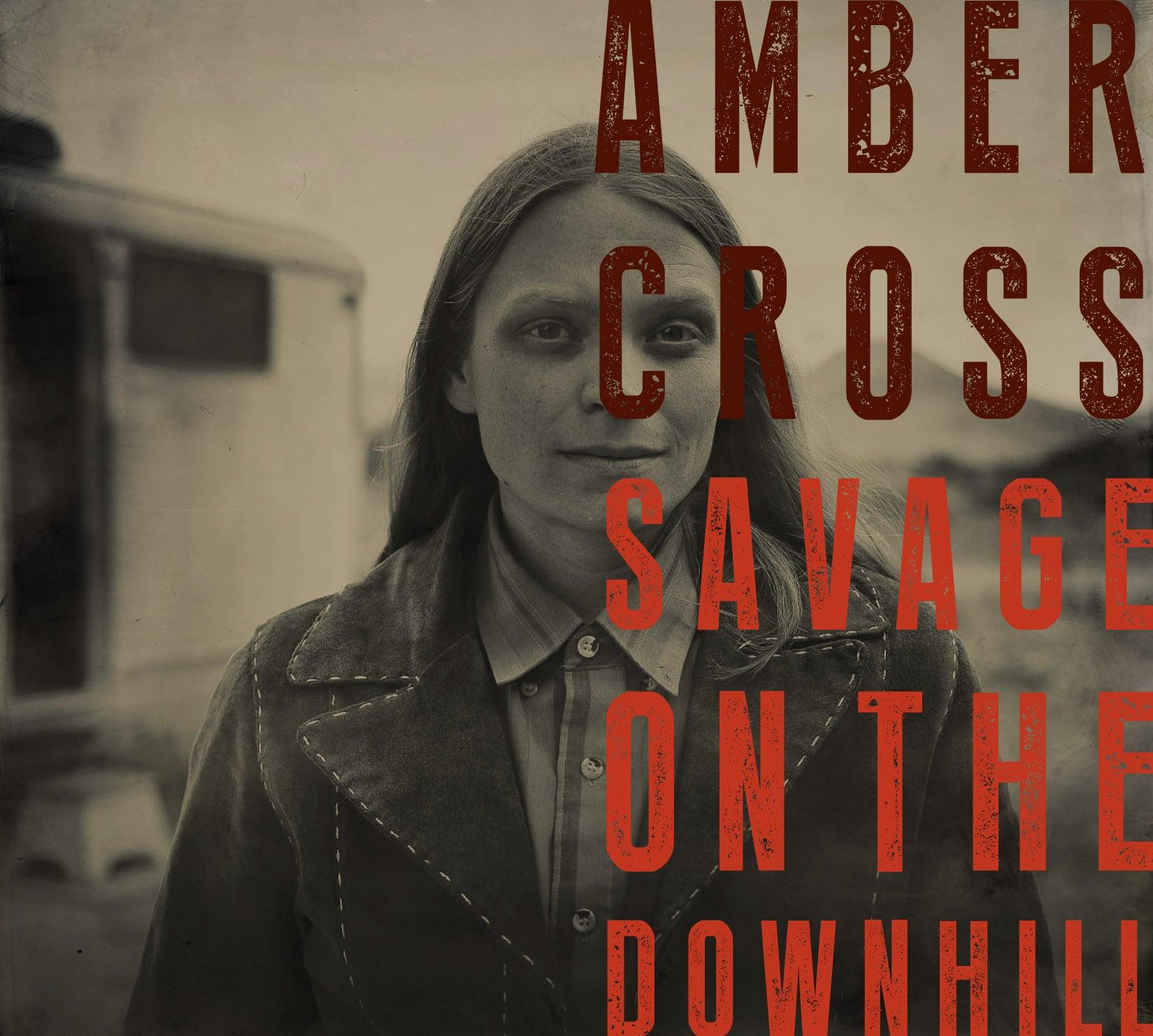 Amber Cross' album cover