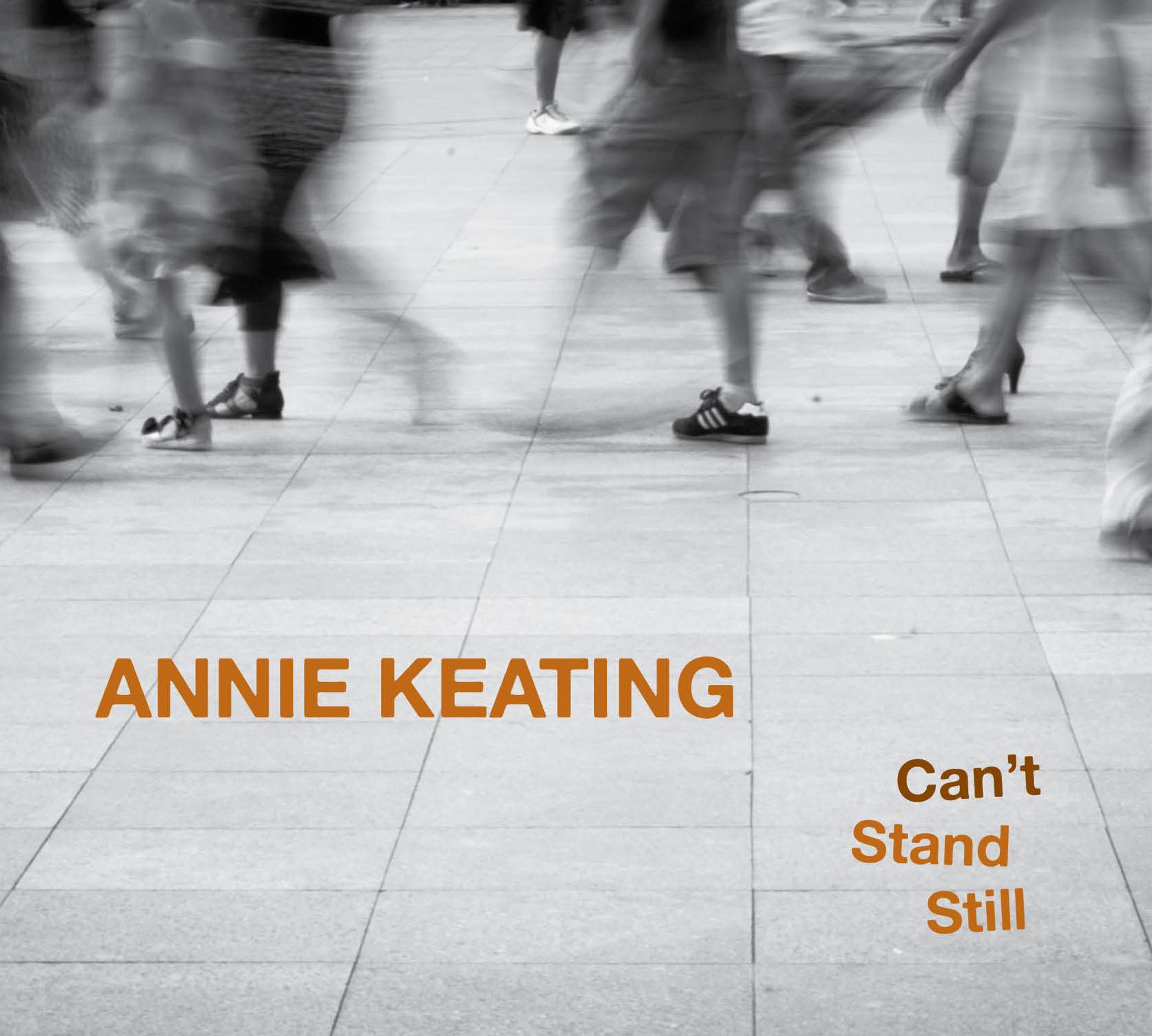 Annie Keating album cover