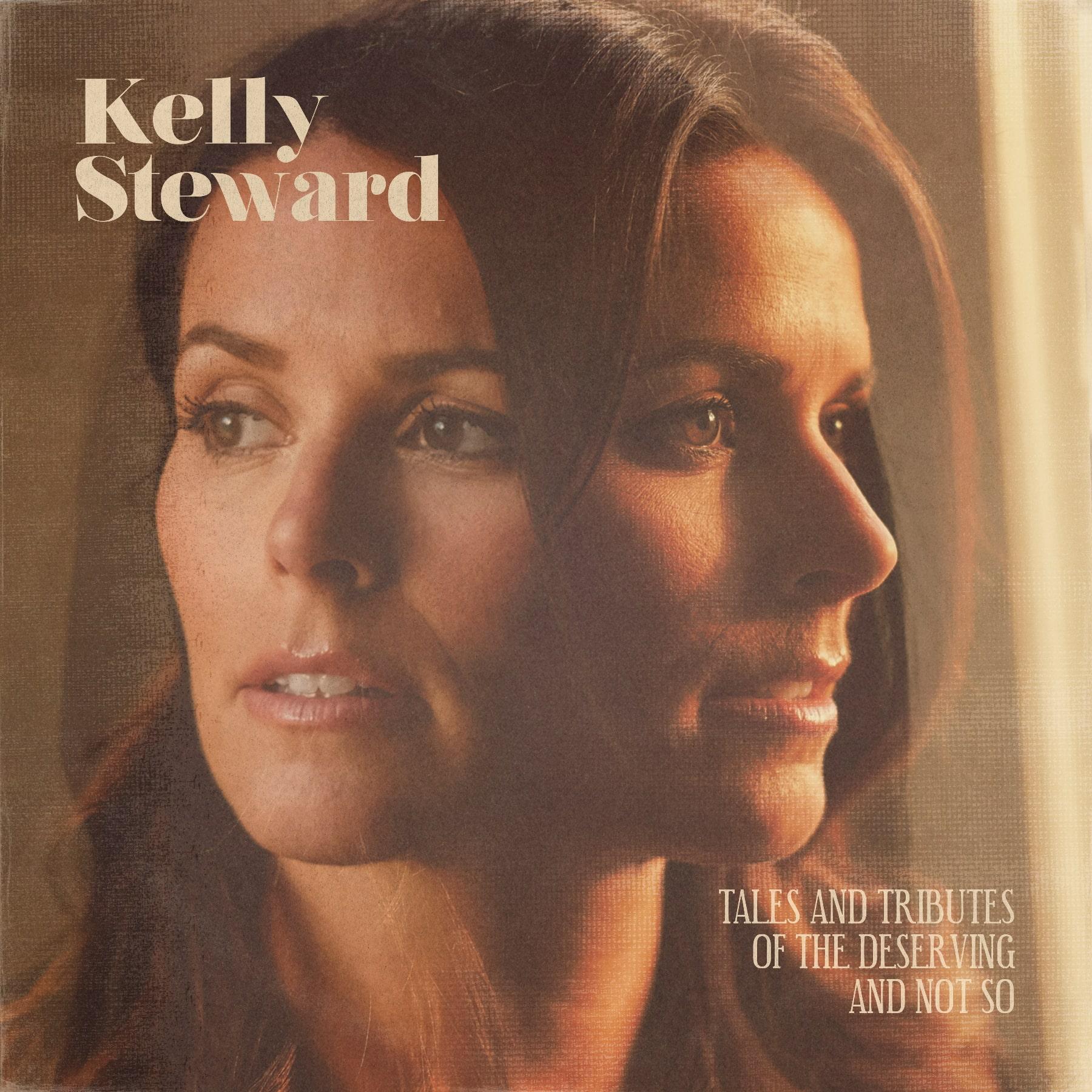 Kelly Steward album cover