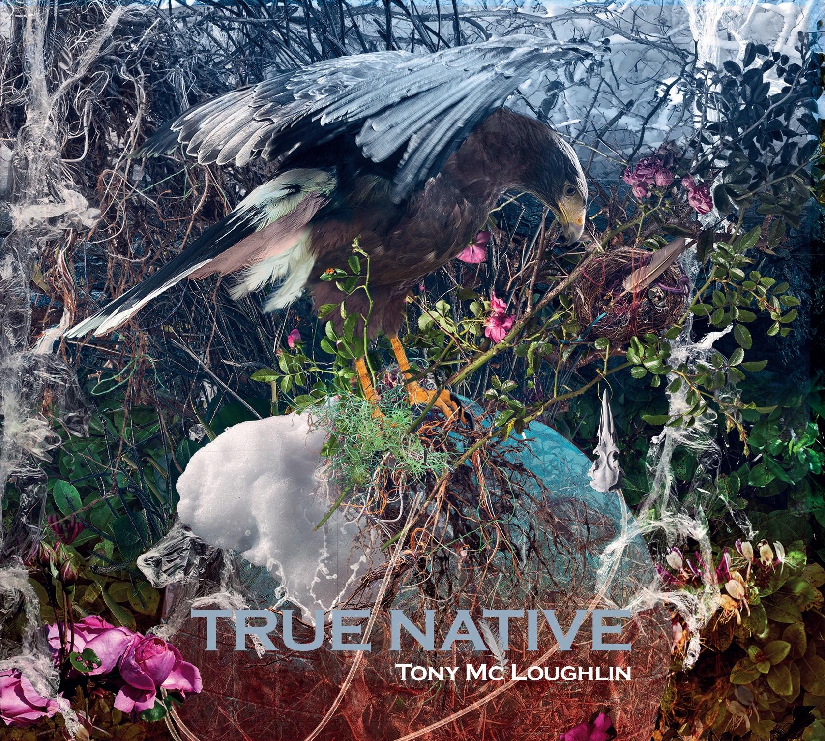 Album cover of True Native by Tony McLoughlin